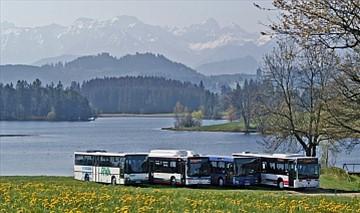 OEPNV - Busse Schwaltenweiher